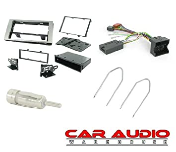 T1-Audio T1-CTKFD22 Ford C-Max 05>, Focus 05>, Fiesta 05-08, Fusion 06>, ...