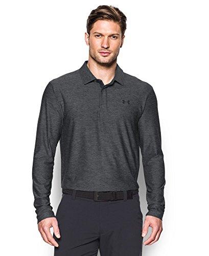f8864d2c34 Under Armour Men's Playoff Long Sleeve Golf Polo