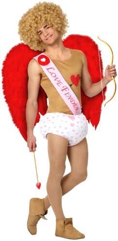 Atosa - 15716 - Disfraz - Disfraz de Cupido - varón adulto ...