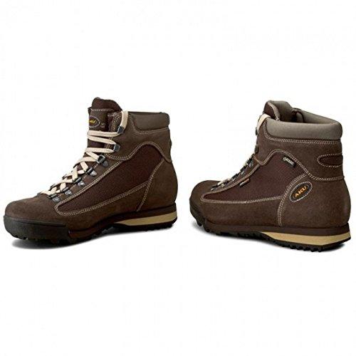 AKU , Chaussures de randonnée montantes pour femme marron Brown / Beige 39 EU