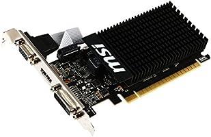 MSI Tarjeta Grafica GT 710 2GD3H LP 2GB GDDR3 PCIE2.0 1*HDMI ...