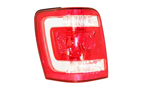 For 2008 2009 2010 2011 2012 Ford Escape/Hybrid Rear Tail Light Taillamp Assembly Driver Left Side Replacement FO2800210 ()