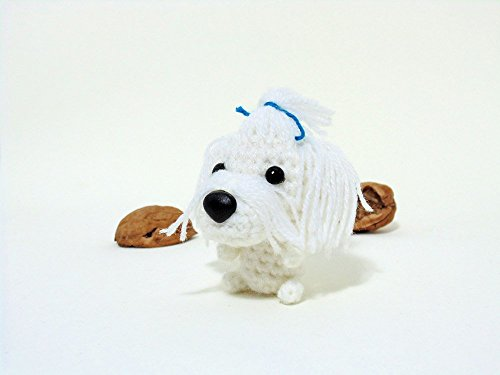 AMIGURUMI PATTERN/ tutorial (English) Amigurumi West Highland ... | 375x500