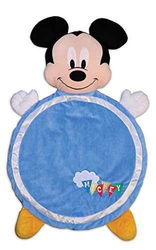 Disney Baby Mickey Mouse Plush Playmat, 25