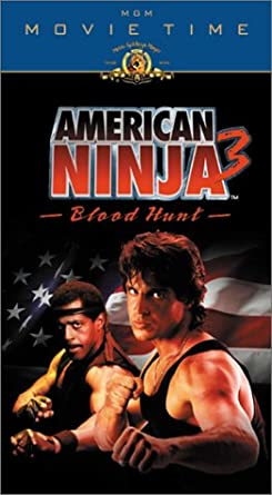 American Ninja 3: Blood Hunt [USA] [VHS]: Amazon.es: David ...