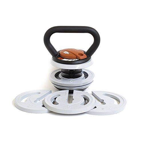 Kettlebell Kings Adjustable Kettlebell, 10 40 lb