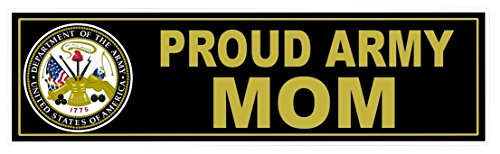 Arrow Letter Locker (1 Pcs Cool Popular U.S. Proud Army Mom Sticker Sign Military Locker Outdoor Size 11