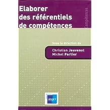 Elaborer des Referentiels de Competences