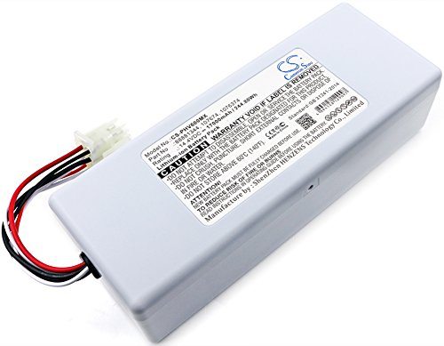 Cameron Sino High Capacity Li-ion 14.40V 17000mAh/244.80Wh Compatible With Philips 1056921,058272,1076374,107674,88881344,989805626941,M48385-B0, Fits Respirateur V60 / V60S, Respironics V60 / V60S