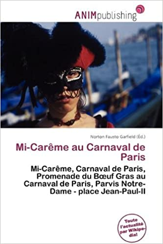 En ligne Mi-Car Me Au Carnaval de Paris pdf
