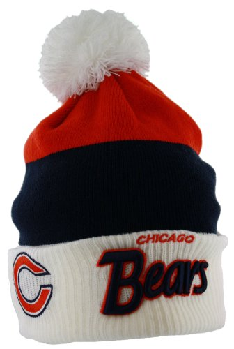 - NFL Chicago Bears Cuff Scripter Knit Hat