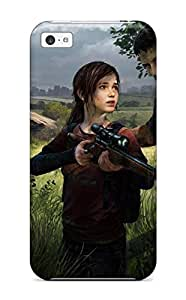 Iphone 5c ErofgLW8880eGqbe Ellie Joel In The Last Of Us Tpu Silicone Gel Case Cover. Fits Iphone 5c