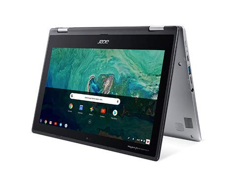 🥇 Acer 11.6inch IPS Touchscreen Convertible 2-in-1 Chromebook
