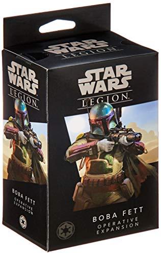(Star Wars : Legion - Boba Fett Operative Exp)
