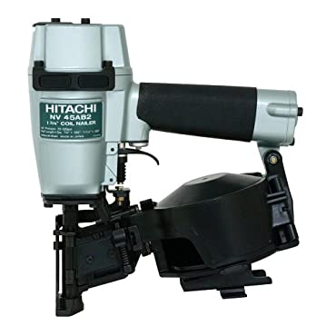 Hitachi NV45AB2 7/8 to 1-3/4 Coil Roofing Nailer (Side Load)