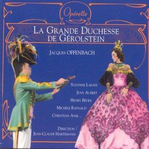 """Afficher """"La grande duchesse de Gérolstein"""""""