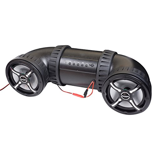 Bazooka ATV TUBE Bluetooth Speaker System