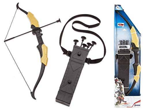 Marvel's Avengers: Endgame Deluxe Hawkeye Quiver, Bow and Arrow Set]()