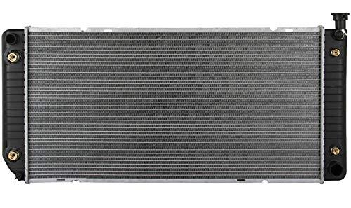 Sunbelt Radiator For Chevrolet C2500 GMC C2500 1694 Drop in Fitment