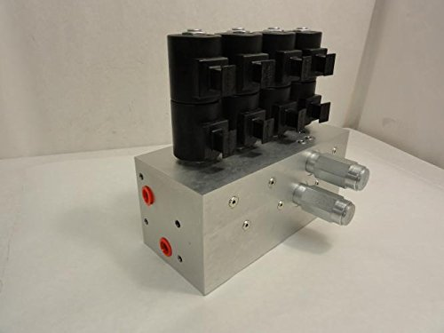 MTC 9-0003-004 Valve Assy, FMHF940520-3, 24VDC by MTC