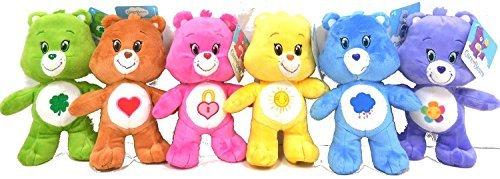 care-bears-harmony-tenderheart-grumpy-secret-good-luck-funshine-bears-85-inches-standing-care-bear