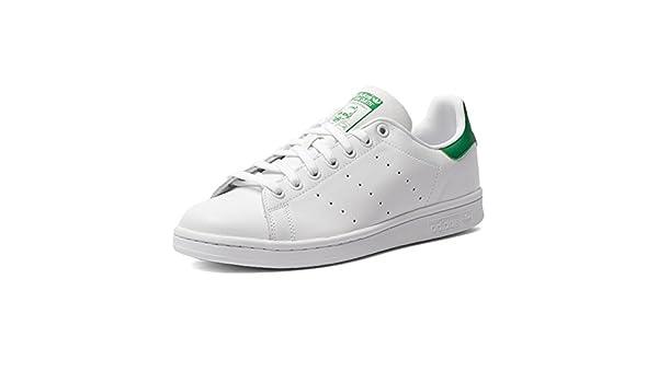 big sale 8773e c955b Amazon.com  Adidas Womens Originals Stan Smith W Fashion Sneaker, Classic  Casual Walking Shoes - GreenUS 6.5  Walking