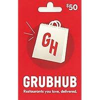 $50 Grubhub Gift Card