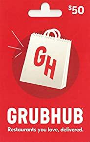 Grubhub Gift Card