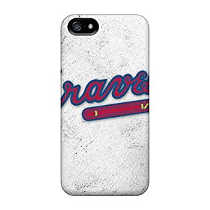 Fashion JSN3642zfUp Case Cover For Iphone 5/5s(atlanta Braves)