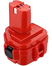 Powerextra 12V 3,0 Ah hoge capaciteit reserveaccu voor Makita 1222 1220 1200 192598-2