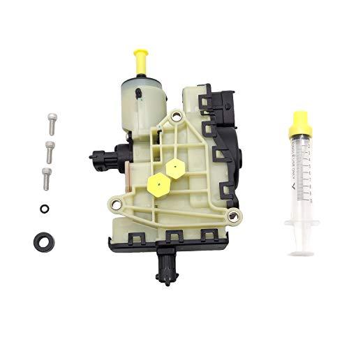 OKAY MOTOR Diesel Exhaust Fluid DEF Pump for 2011-2016 Ford F250 F350 F450 F550 6.7L 2015-2018 Ford Transit-150 Transit-250 Transit-350 3.2L
