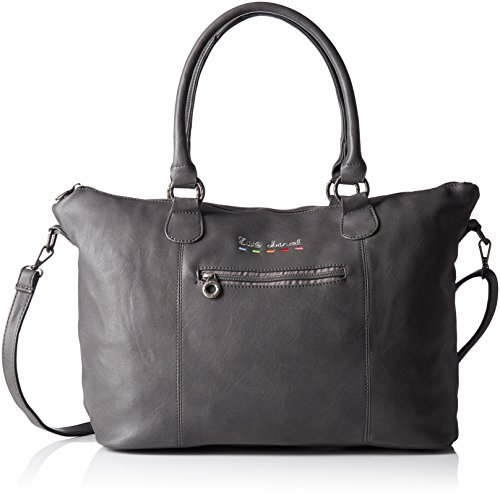 Little Marcel Id02 - Bolsos totes Mujer Gris (Grey)