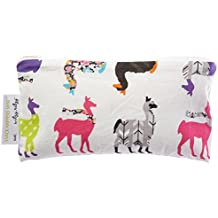 Itzy Ritzy Happens Mini Reusable Snack and Everything Bag, Llama Glama, Multi