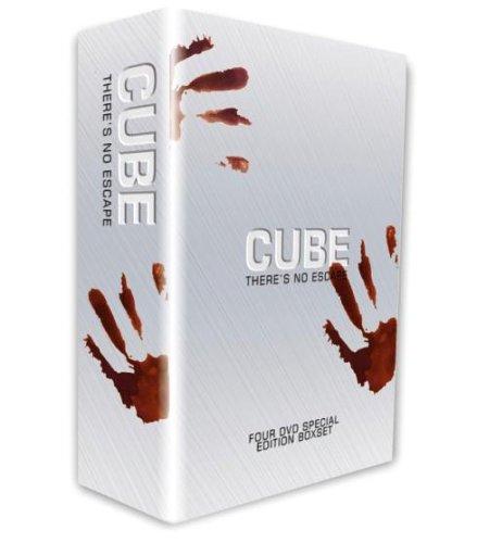 Cube Zero/Cube/Cube 2: Hypercube [Special Edition Box Set]