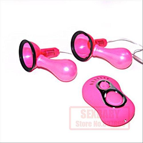 Silicone Nipple Stimulation Vacuum Pump Breast Massage Vibrator Vibrating Nipple Sucker Sex Toys for Women Sex Flirting Products
