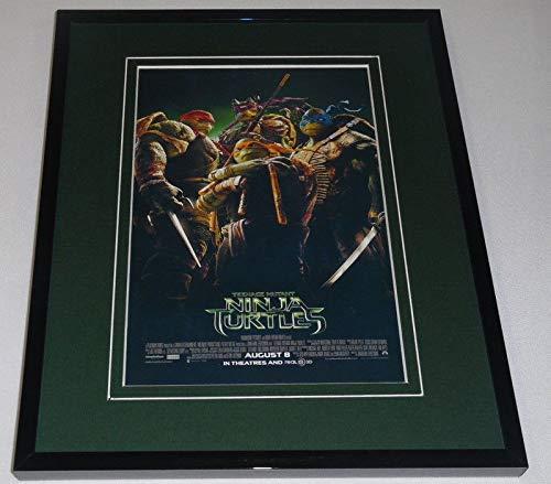 Teenage Mutant Ninja Turtles TMNT Framed 8x10 Repro Poster ...