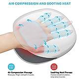 Comfier Wireless Hand Massager with Heat -3 Levels