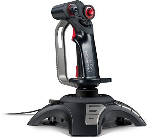 SpeedLink - Flightstick Phantom Hawk SL6638BK (PC)