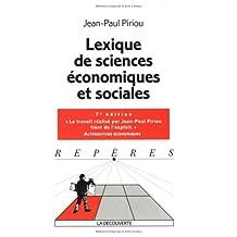 Lexique sciences econ.sociales #202