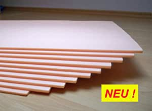 IHK - Aislamiento acústico de poliestireno, (60 m² 6 mm)