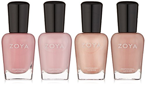 Zoya Polish Quad Nail Polish Under The Mistletoe