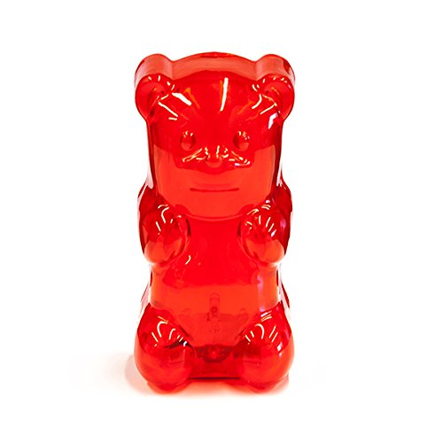 GummyGoods Gummy Bear Night Lights - Red