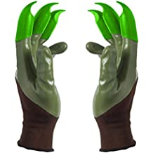 The claw gardening gloves for Gardening gloves amazon