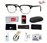 Clubmaster RX5154 51 mm (Demo lens Dark Havana-2012) Bundle