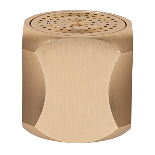 kitt Portable Bluetooth Speaker, Metal Mini Wireless