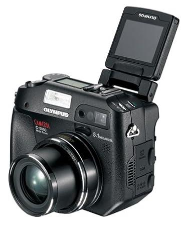 Amazon.com: Olympus Camedia C-5060 5,1 MP cámara digital w/4 ...