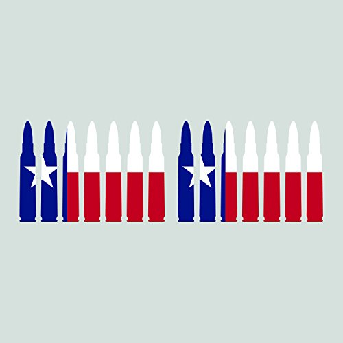texas auto decal - 1