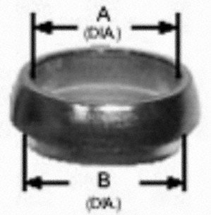 AP Exhaust Products 9234 Exhaust Pipe Connector Gasket
