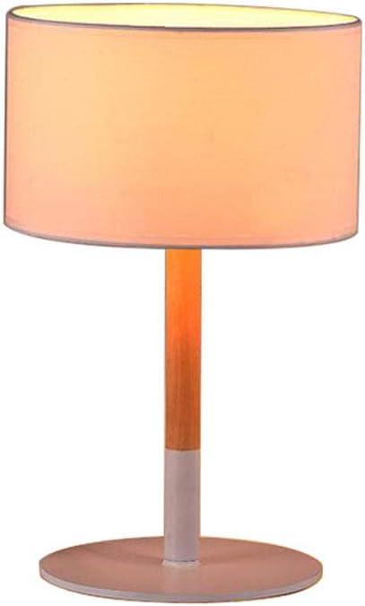 XKHG Lampara Escritorio,Lámpara Mesa De Noche,LED E27 Moderno La ...
