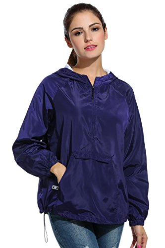 Nylon Pullover Jacket - 7